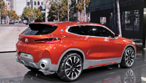 BMW X2 Full HD