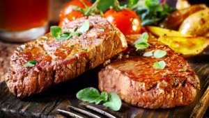 Beef Steak HD Wallpaper