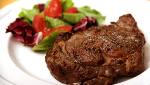 Beef Steak Wallpaper