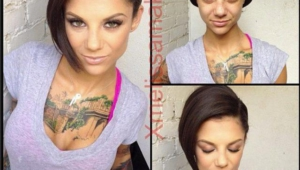 Bonnie Rotten Without Makeu