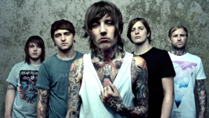 Bring Me The Horizon Background