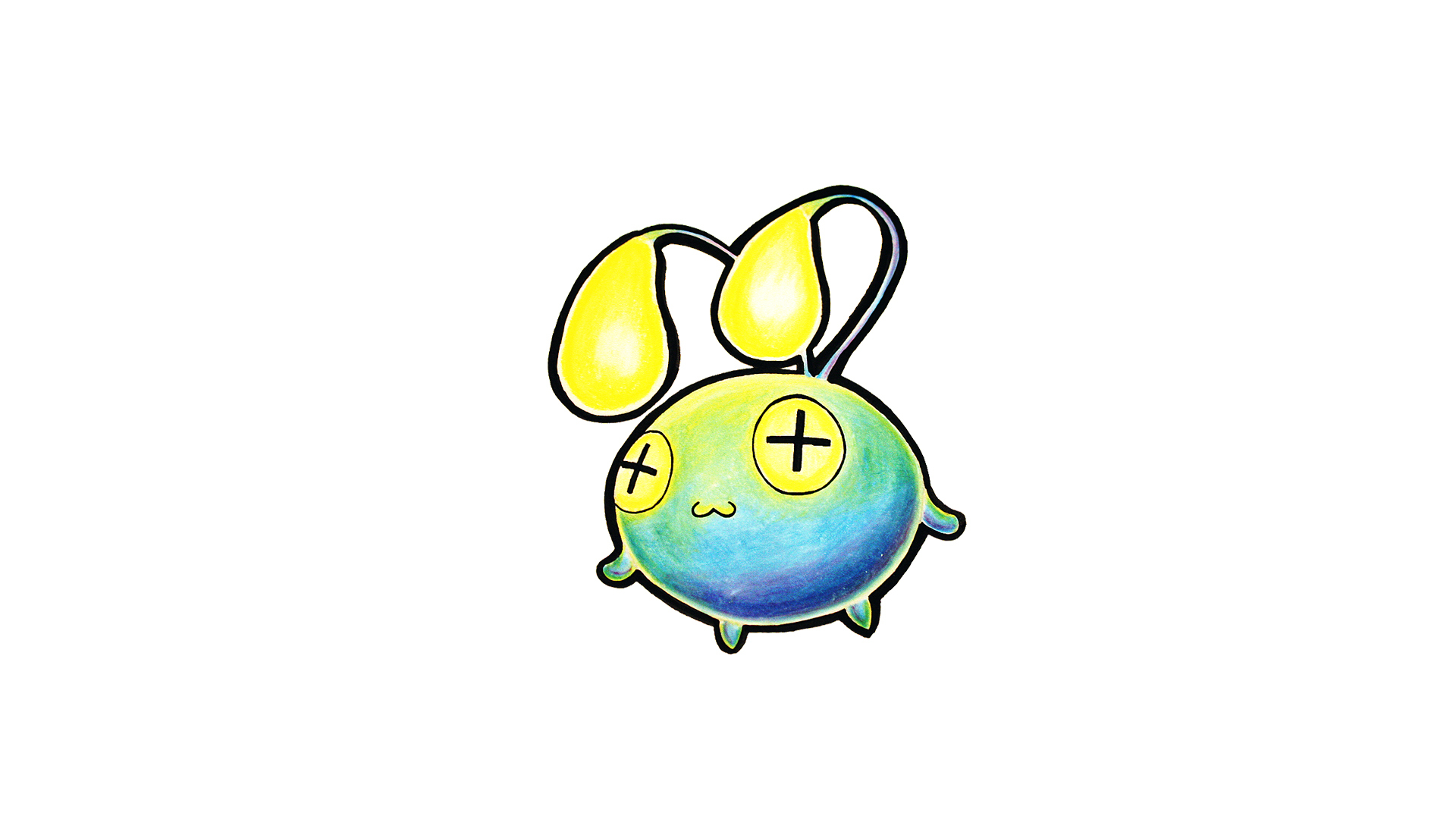 Chinchou For Desktop