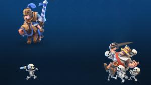 Clash Royale Background