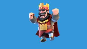 Clash Royale Widescreen