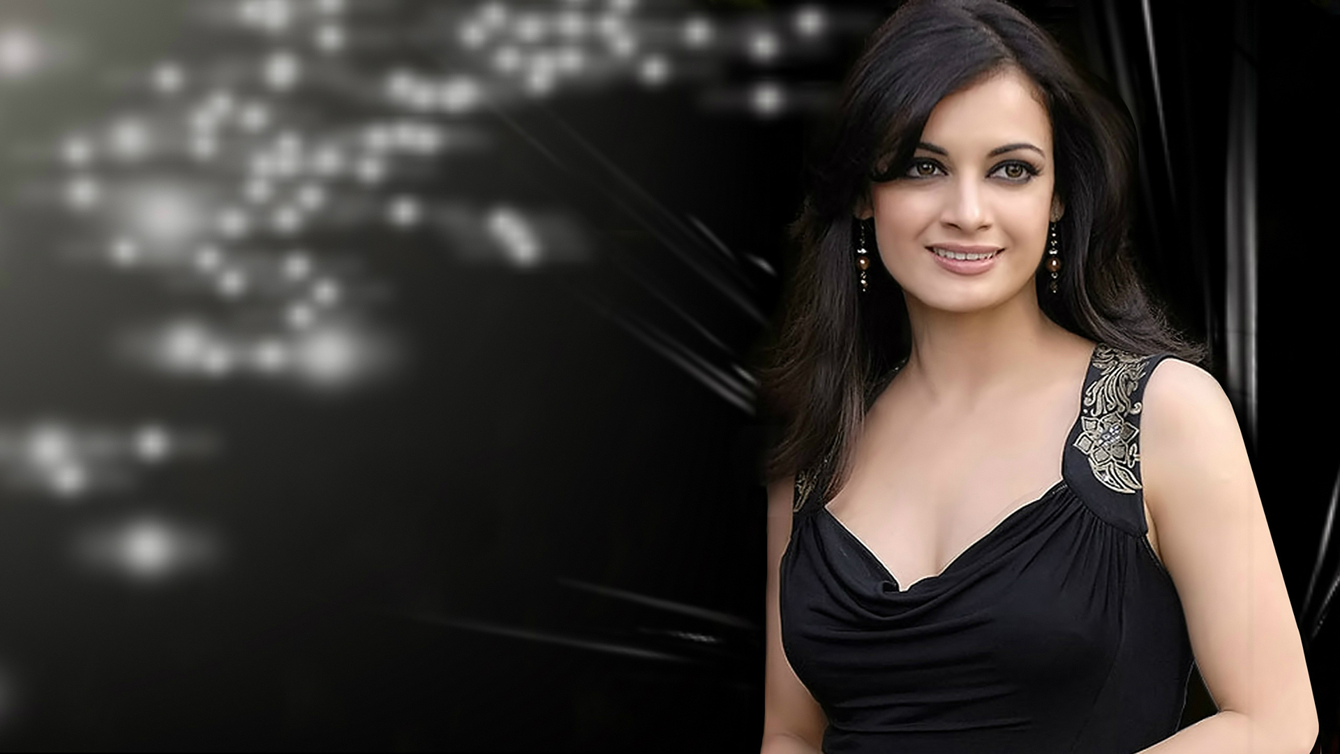 Download Bollywood Actress Hd Wallpapers 1080p Free: Dia Mirza Wallpapers Images Photos Pictures Backgrounds