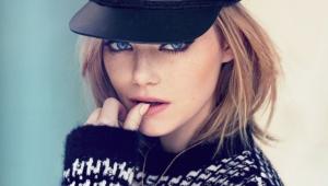 Emma Stone Background