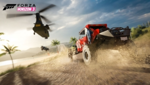 Forza Horizon 3 Background