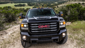 GMC Sierra HD All Terrain X Pictures