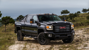 GMC Sierra HD All Terrain X Wallpapers