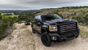 GMC Sierra HD All Terrain X Wallpapers HD