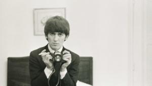 George Harrison HD Wallpaper
