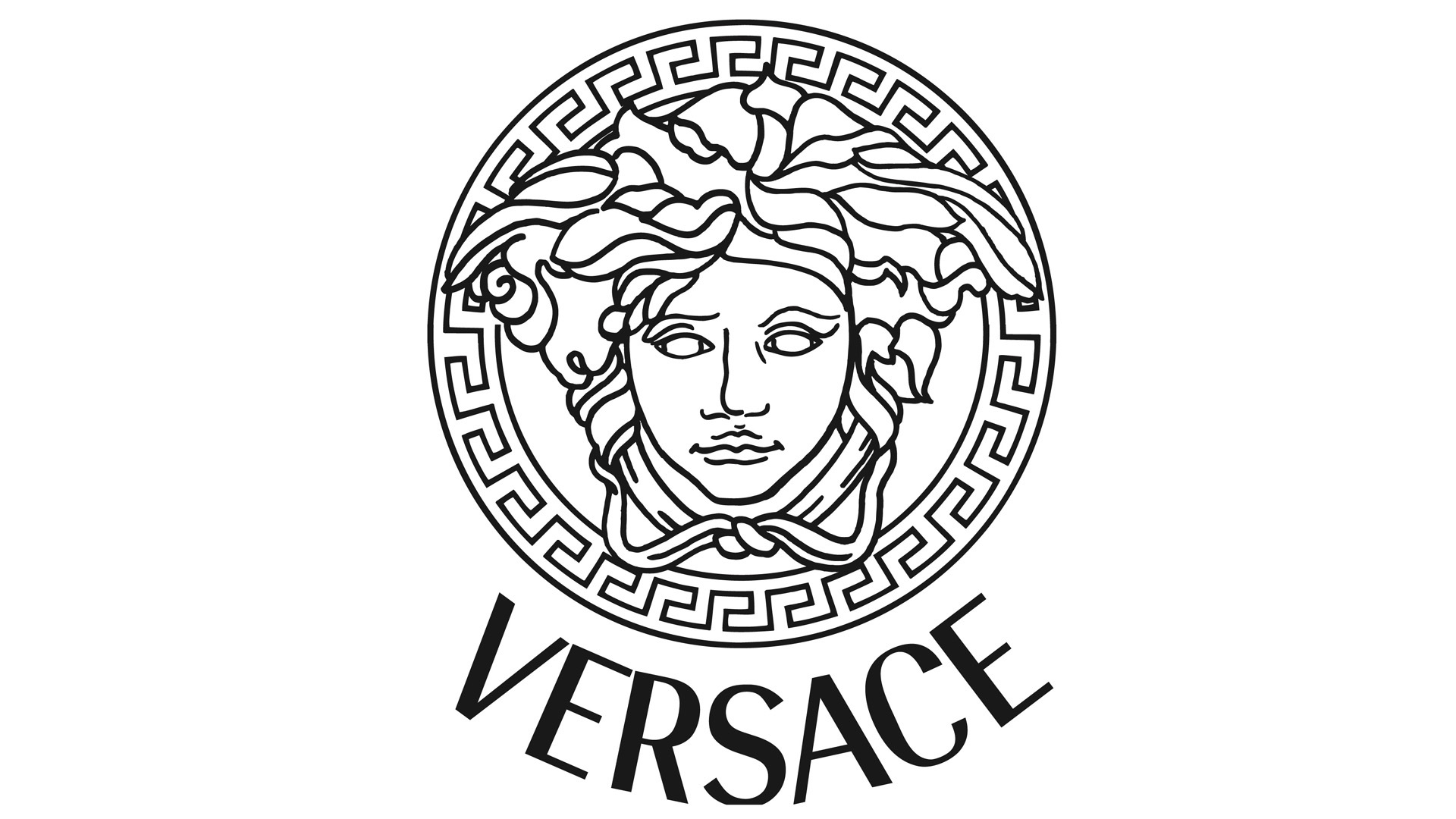 Versace wallpapers images photos pictures backgrounds - Versace logo wallpaper hd ...