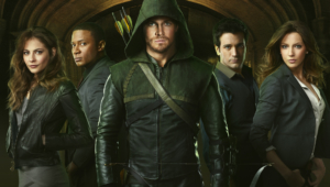 Green Arrow Images
