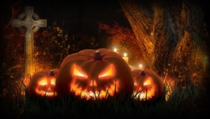 Halloween Deskto