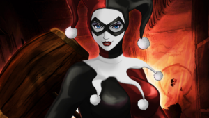 Harley Quinn Background