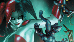 Harley Quinn Full HD