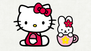 Hello Kitty HD Background