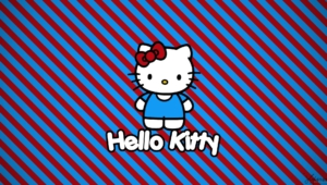 Hello Kitty HD Deskto