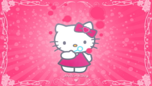 Hello Kitty Full HD