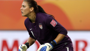 Hope Solo Hd