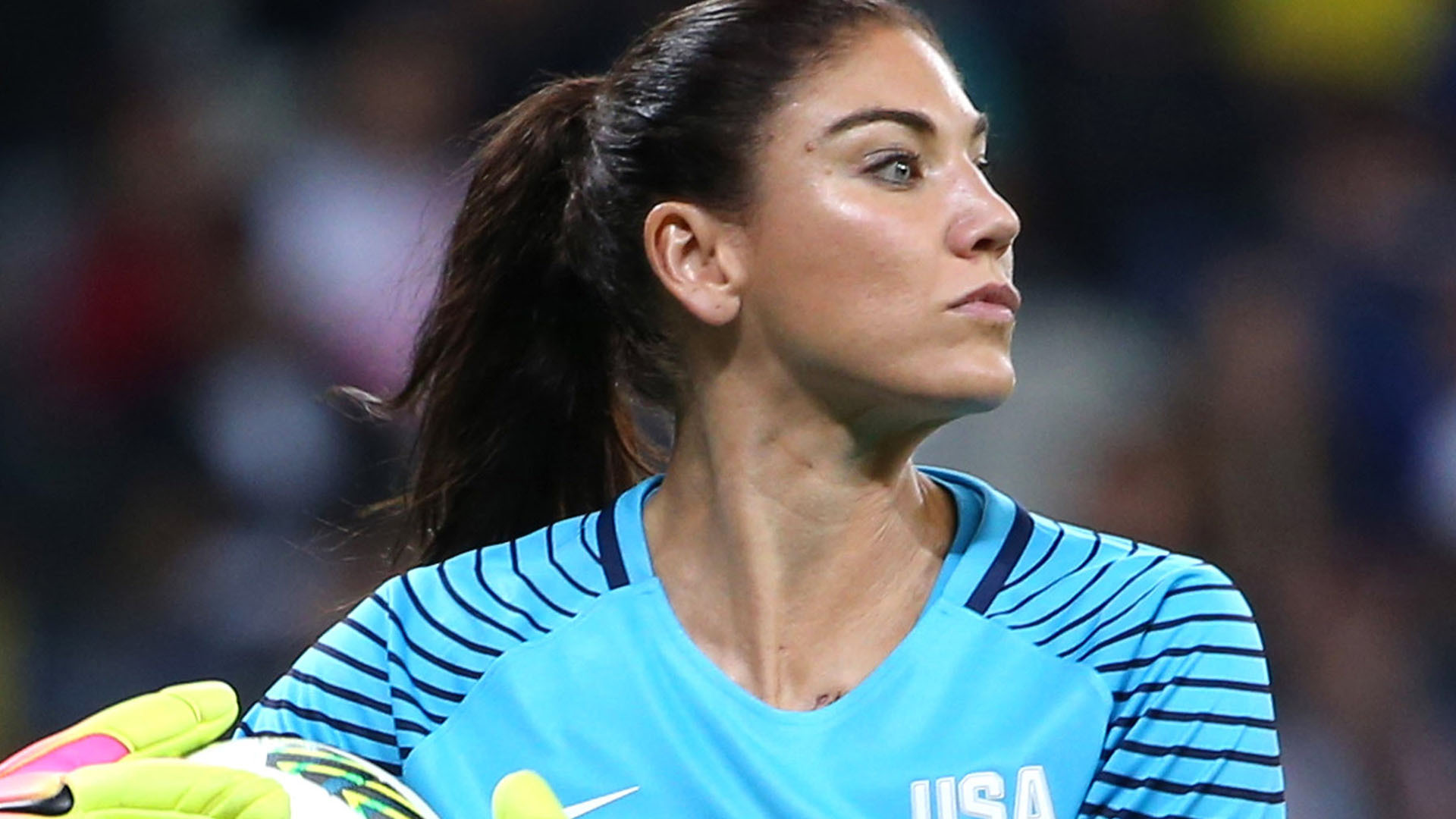 Hope Solo Sexy Wallpapers
