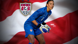 Hope Solo For Desktop