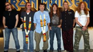 Iron Maiden Hd Background