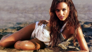 Jessica Alba For Deskto