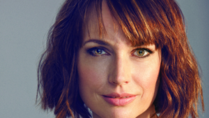 Julie Ann Emery HD Wallpaper