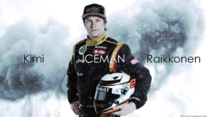 Kimi Raikkonen For Desktop Background
