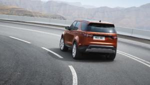 Land Rover Discovery HD Deskto