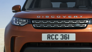 Land Rover Discovery HD Wallpaper