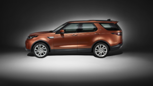 Land Rover Discovery Photos