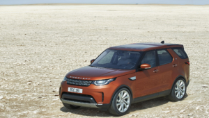 Land Rover Discovery Wallpapers HD