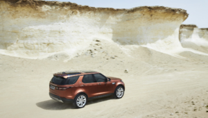 Land Rover Discovery Widescreen