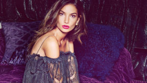 Lily Aldridge HD Deskto