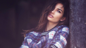 Lily Aldridge HD Wallpaper