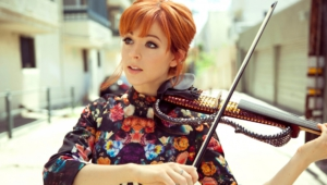 Lindsey Stirling Hot