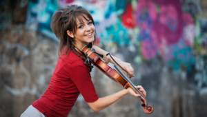 Lindsey Stirling Toples