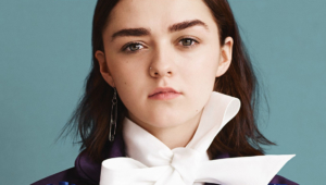 Maisie Williams 4K