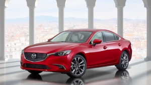 Mazda 6 Wallpapers HD