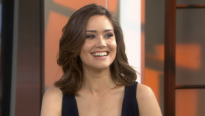 Megan Boone For Deskto