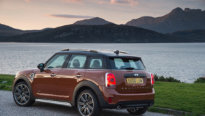 Mini Countryman 4K