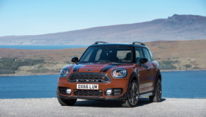 Mini Countryman Free HD Wallpapers