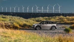 Mini Countryman HD Wallpaper