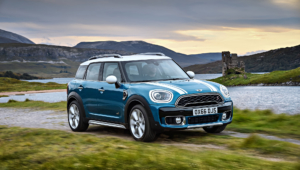 Mini Countryman New Wallpaper