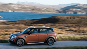 Mini Countryman For Desktop Background