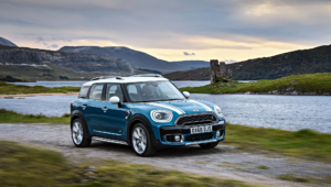 Mini Countryman Wallpaper Pack