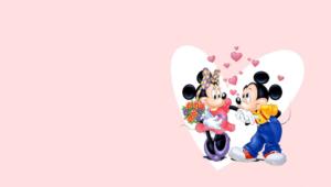 Minnie Mouse For Deskto