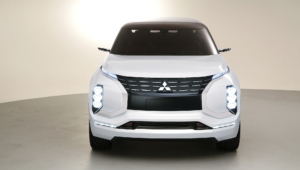 Mitsubishi GT PHEV High Definition Wallpapers